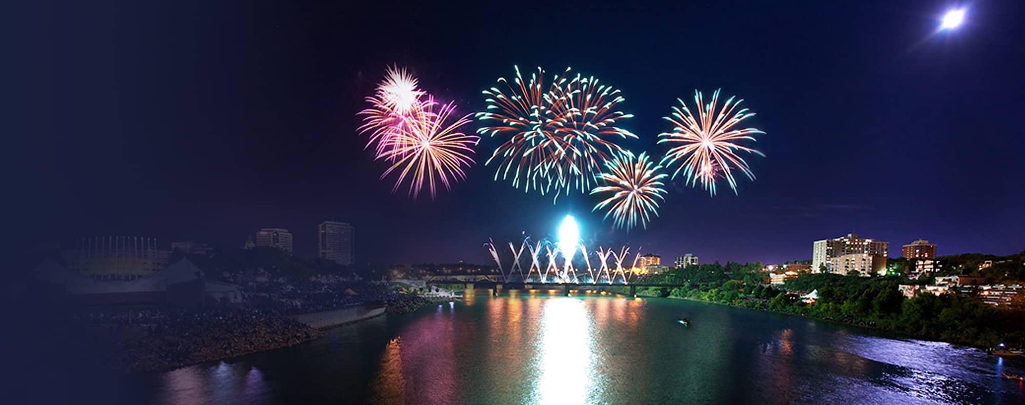 Nutrien Fireworks Festival